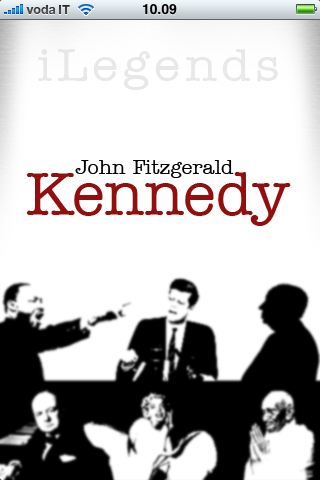 You are browsing images from the article: iLegends: Kennedy-en