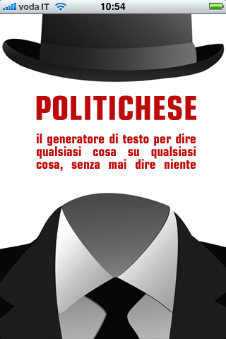 You are browsing images from the article: Politichese